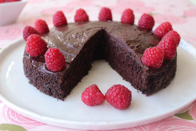 glazedchocolatecake1