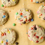 Brown Butter Sprinkle Cookies