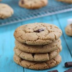 Almond Butter Chocolate Chunk Cookies