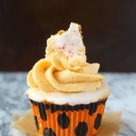 Pumpkin Pie Poptart Cupcakes