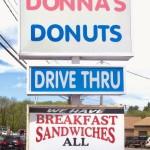 Donna's Donuts {Tewksbury, MA}