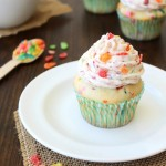 Fruity Pebbles Cupcakes