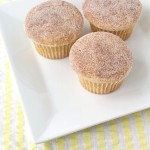Cinnamon Buttermilk Muffins