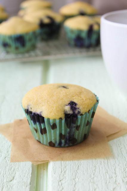 blueberrycornmuffins