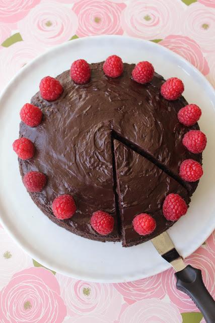 glazedchocolatecake2